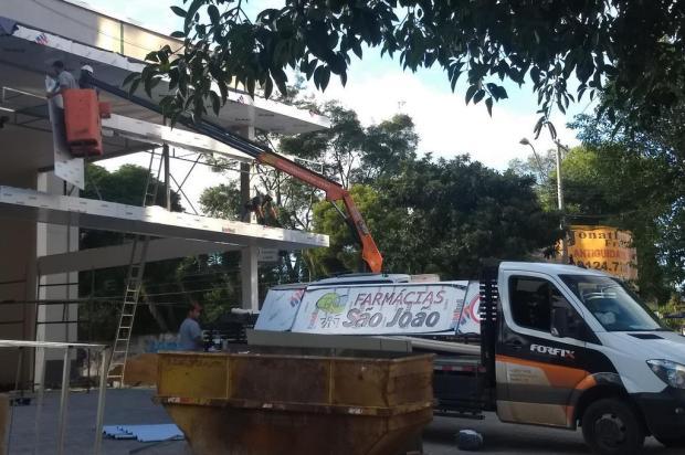 Farmácia vai ocupar esquina da paróquia Santa Catarina, em Caxias do Sul Ciro Fabres/Agencia RBS