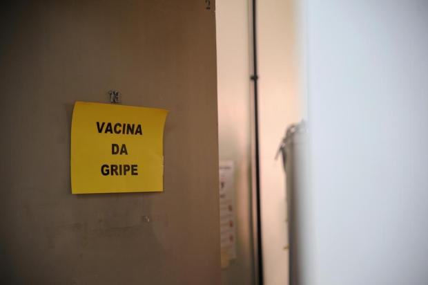Vacinação contra a gripe recomeça em municípios da Serra Gaúcha Antonio Valiente/Agencia RBS