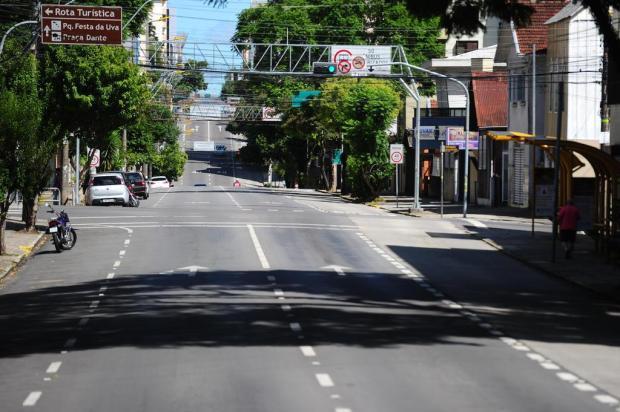 Após conversa com Eduardo Leite, prefeitos da Serra projetam abertura do comércio Porthus Junior/Agencia RBS