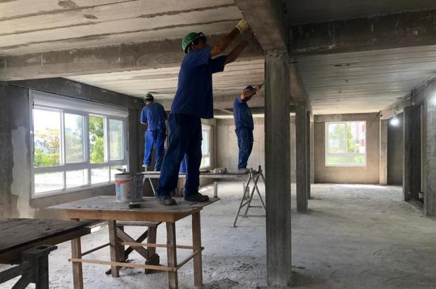 Comunidade de Bento Gonçalves se une para construção de ala hospitalar Prefeitura de Bento Gonçalves/Divulgação