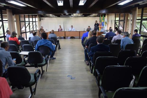 Câmara de Vereadores de Caxias terá votação via WhatsApp nesta terça-feira Fábio Rausch/Divulgação