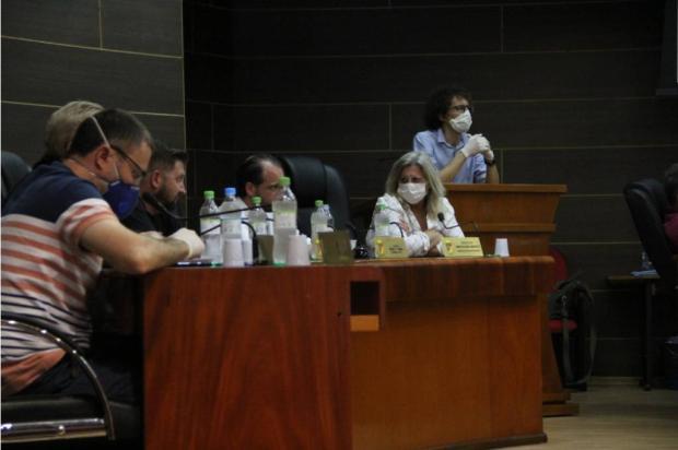 Vereadores de Farroupilha definem suspensão das sessões por tempo indeterminado Gabriel Venzon / Divulgação/Divulgação