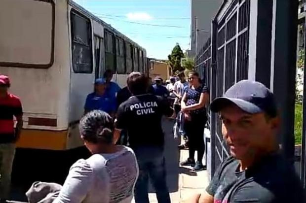 Polícia Civil faz vistorias e orienta as pessoas a ficarem em casa em Vacaria Uiliam Vida/Divulgação