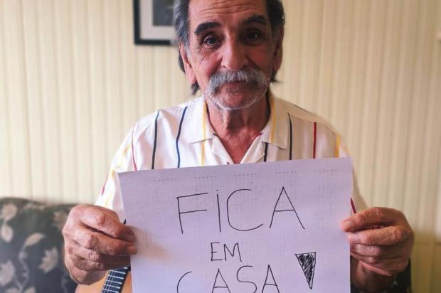 Mande sua foto para a campanha #juntoscontraovirus Pedro Giles/Divulgação