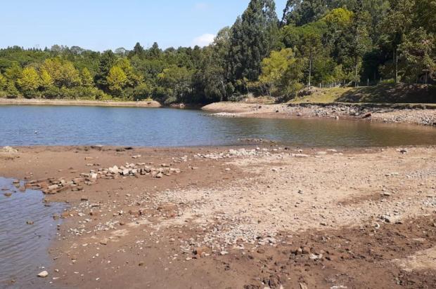 Isolamento social aumenta consumo de água em época de estiagem na Serra Secretaria do Meio Ambiente de Farroupilha/Divulgação