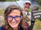 Nova temporada da série de Carlos Henrique Iotti sobre pescaria está no Youtube Anna Tscherdantzew/Divulgação