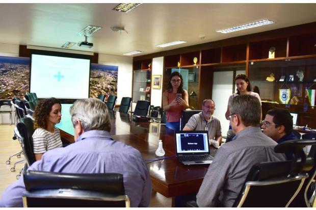 Prefeitura de Caxias confirma quatro novos casos e divulga estimativa de contágio Fabiana de Lucena / Divulgação/Divulgação