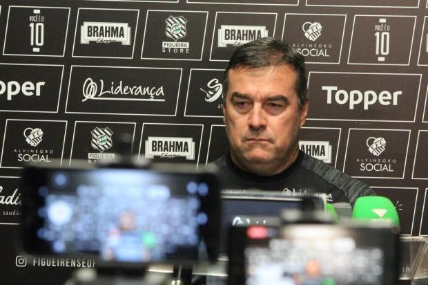 Pintado é o novo técnico do Juventude Patrick Florian/Figueirense,Divulgação