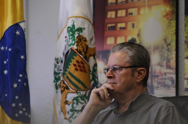"""""""Não se pode abrir tudo de uma vez só"""" , afirma prefeito de Caxias Antonio Valiente/Agencia RBS"""