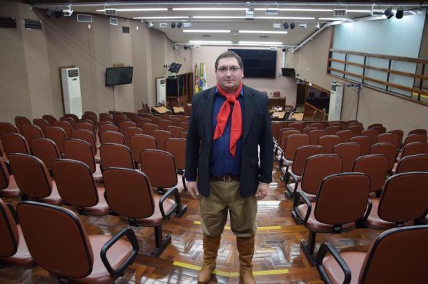 Presidente da Câmara de Caxias contraria recomendações e defende volta da população ao trabalho Gustavo Tamagno Martins/Divulgação