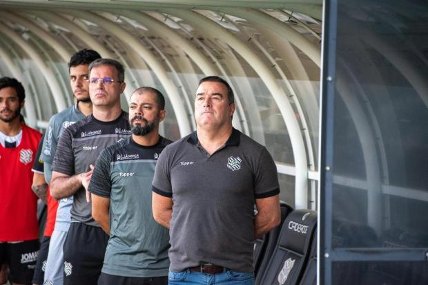 Saiba os sete motivos que levaram o Juventude a contratar o técnico Pintado Matheus Dias/Figueirense,divulgação