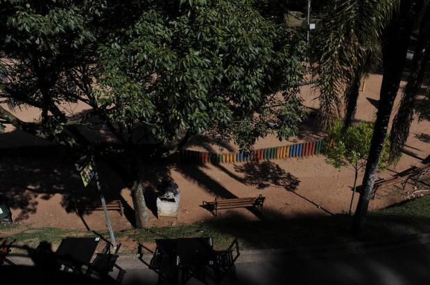 Sol e temperaturas geladas marcam quarta-feira na Serra Gaúcha Marcelo Casagrande/Agencia RBS