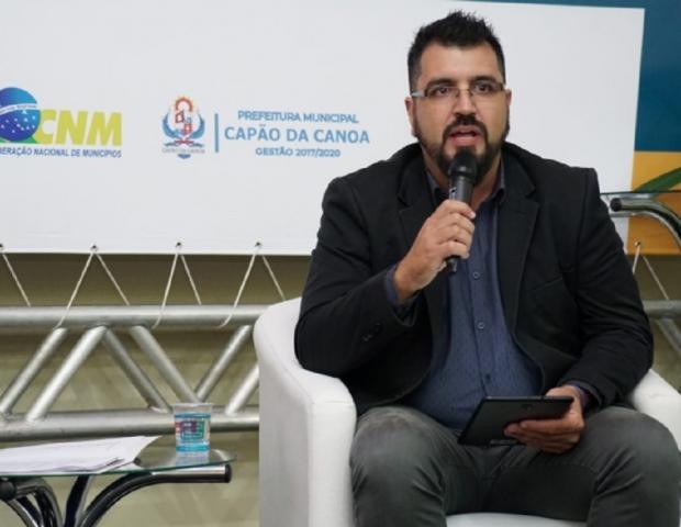 Secretário da Cultura de Bento participa de conferência sobre papel do setor na pandemia Codic / Divulgação/Divulgação