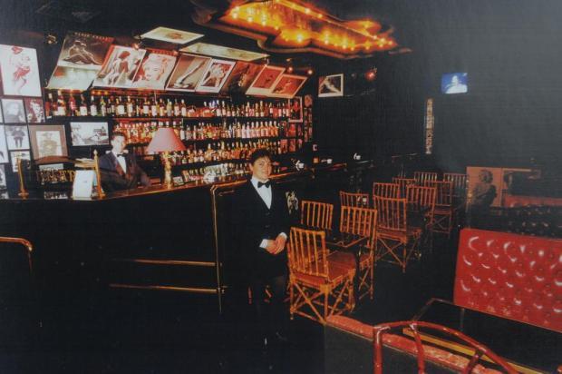 Tiffany's, o bar inesquecível do Alfred Palace Hotel reprodução/Agencia RBS
