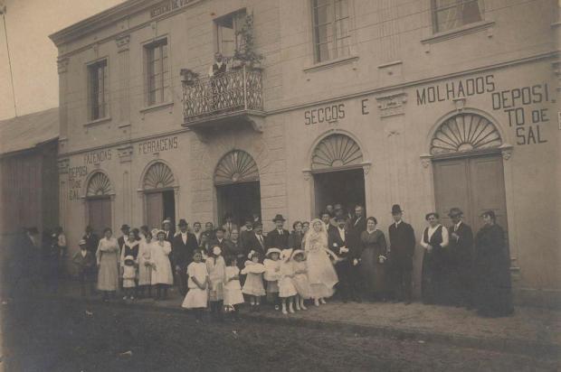 Gripe Espanhola de 1918: relatos das famílias Rovea, Peretti e Rosa Acervo Arquivo Histórico Municipal João Spadari Adami/divulgação