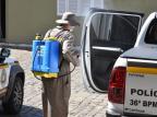 BM recebe pulverizador para higienização de viaturas em Farroupilha Jackson Cardoso / Divulgação/Divulgação