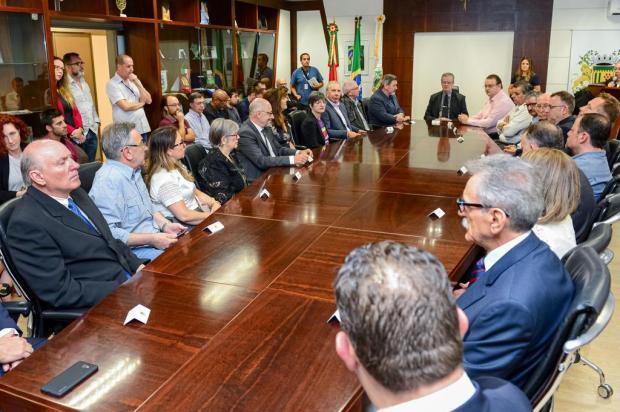 Presidente do Samae deixará Governo Flávio Cassina João Pedro Bressan/divulgação