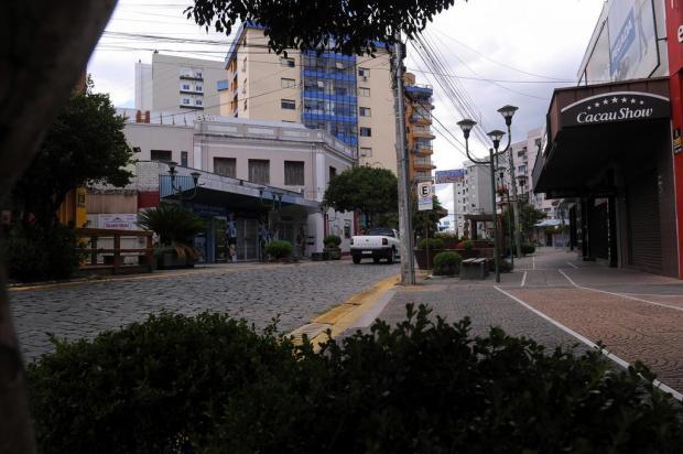 Após questionamentos do MP, prefeitura de Farroupilha cumprirá decreto estadual sobre fechamento do comércio Marcelo Casagrande/Agencia RBS