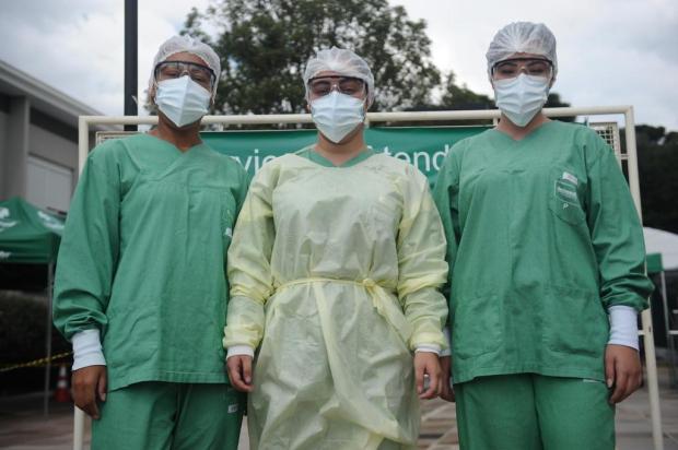 Profissionais da saúde lutam para não engrossar lista de vítimas do coronavírus em Caxias e região Antonio Valiente/Agencia RBS