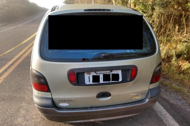 Identificado homem encontrado morto dentro de carro em Farroupilha GRv Farroupilha/Divulgação
