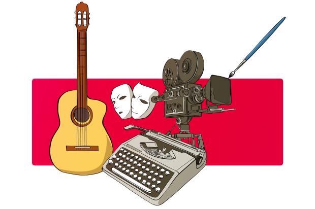 Caxias terá rede de apoio a artistas que desejam receber recursos governamentais Arte de Luan Zuchi/