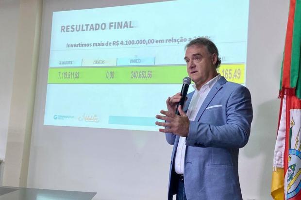 """""""Acho que não tinha que ter eleição"""", diz provável candidato do PDT à prefeitura de Caxias do Sul Gerson Sorgetz/Divulgação"""