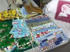 ONG de Caxias do Sul confecciona máscaras para doação a hospitais e entidades Lisiane Silveira/Divulgação