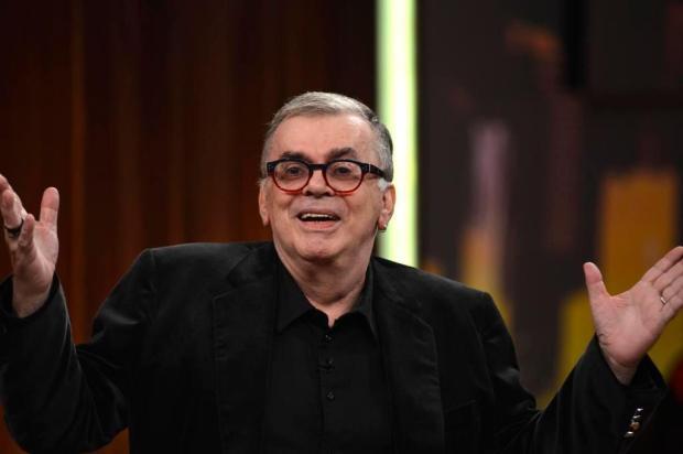 Walcyr Carrasco participa de live do Instituto de Leitura Quindim nesta quarta Reinaldo Marques/Globo