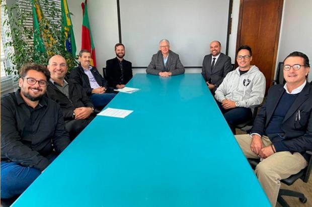 Prefeito de Farroupilha anuncia cinco novos secretários Prefeitura de Farroupilha/Divulgação