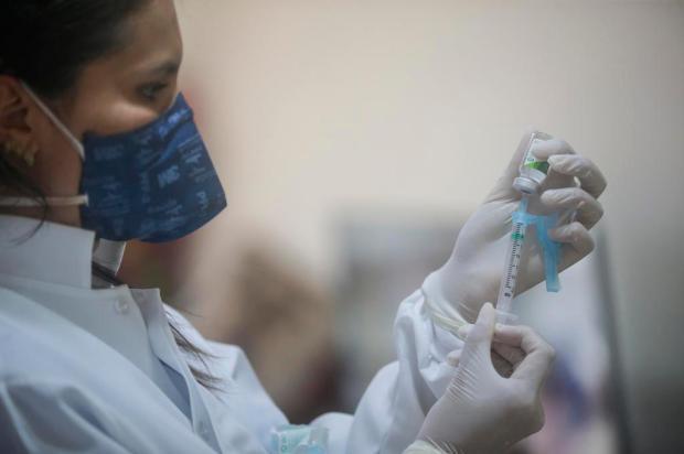 Caxias começa nova fase de campanha contra gripe com 35 mil doses de vacinas André Ávila/Agencia RBS