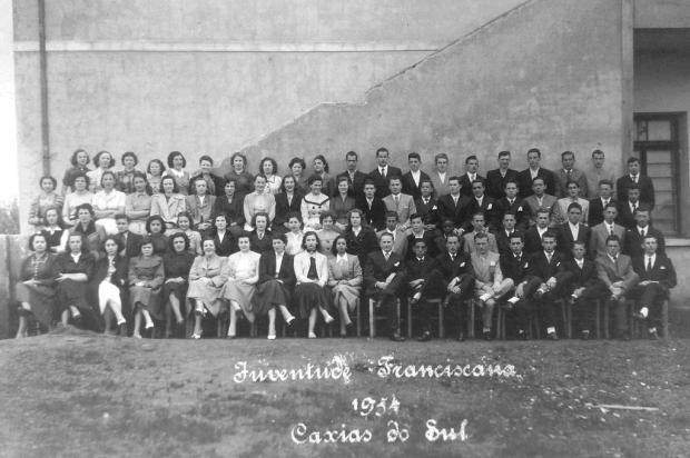 Amadeu Zinani, o fotógrafo do bairro Rio Branco Amadeu Zinani,Arquivo Histórico Municipal João Spadari Adami/Divulgação
