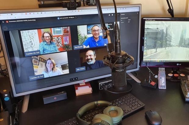 Confira seis dicas de podcasts sobre cultura para curtir na quarentena Acervo pessoal/Divulgação