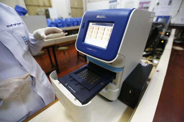"""""""Todos pacientes estão sendo tratados com cloroquina"""", diz enfermeira da Vigilância em Saúde de Vacaria Félix Zucco/Agencia RBS"""