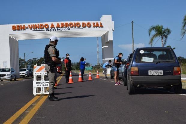 Prefeitos da Serra e do Litoral temem aumento de visitantes no feriado de Páscoa Prefeitura de Arroio do Sal/Divulgação