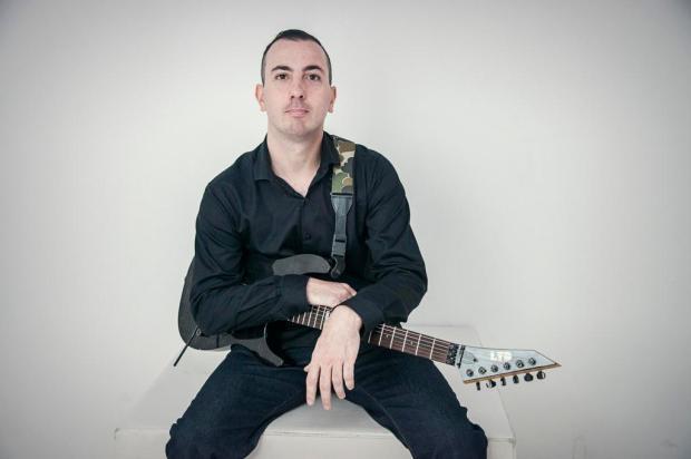 Confira faixas do EP instrumental do guitarrista caxiense Alan Pavan Divulgação/Divulgação