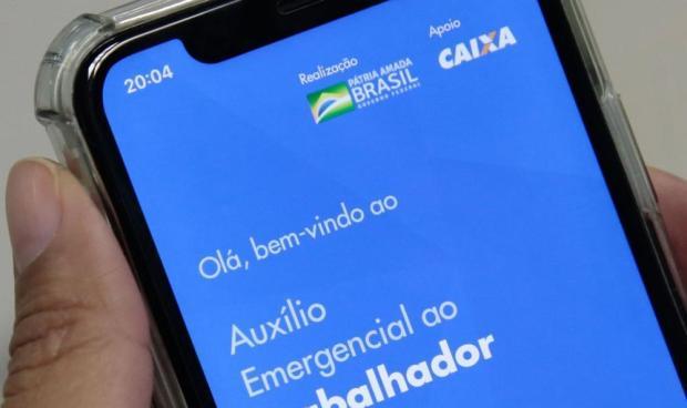 Justiça atende em Caxias cerca de 500 beneficiários que tiveram auxílio emergencial negado Marcello Casal Jr/Agência Brasil