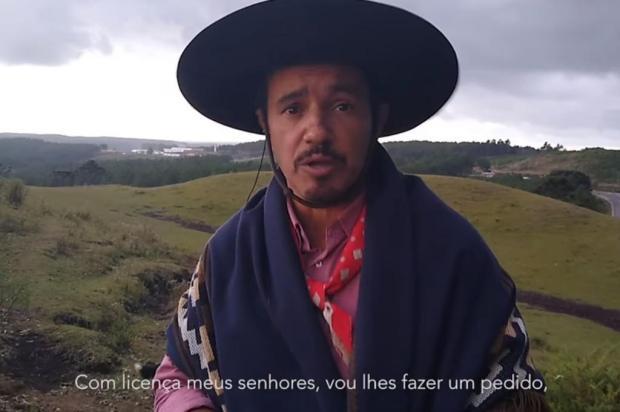 VÍDEO: hino de São Chico, composto pelos Irmãos Bertussi, ganha versão contra o coronavírus Reprodução/Reprodução