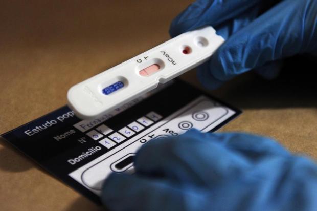 Testes rápidos ainda não são encontrados nas farmácias da Serra Marcelo Casagrande/Agencia RBS