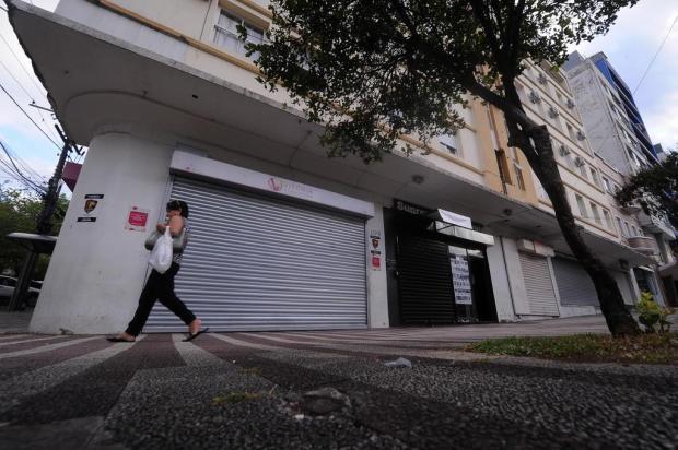 CDL vai buscar na Justiça reabertura do comércio em Caxias Marcelo Casagrande/Agencia RBS