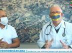 Pelas redes sociais, prefeito de Farroupilha anuncia concurso de máscaras na cidade Reprodução/