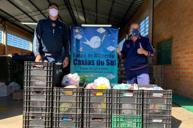 Iniciativas de artistas caxienses levam doações ao Banco de Alimentos Sandra Poleto/Divulgação