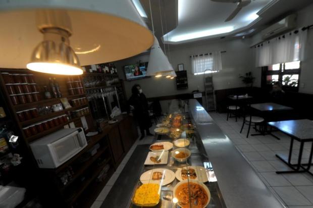 Mesmo com liberação, alguns restaurantes optam por não receber público em Caxias Lucas Amorelli/Agencia RBS