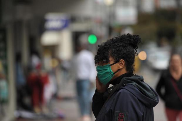 Uso de máscaras para prevenir coronavírus pode se tornar obrigatório em Caxias do Sul Lucas Amorelli/Agencia RBS