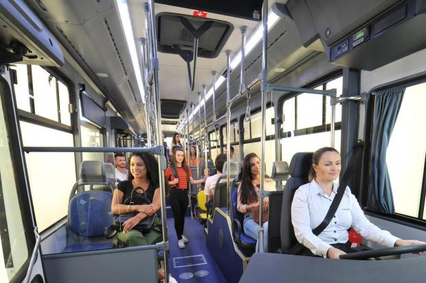 Tecnologia caxiense pode ajudar a combater propagação do vírus no transporte público Júlio Soares/Divulgação