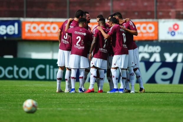 Após desistência do São Caetano, Caxias conhece novo adversário em grupo da Série D Porthus Junior/Agencia RBS
