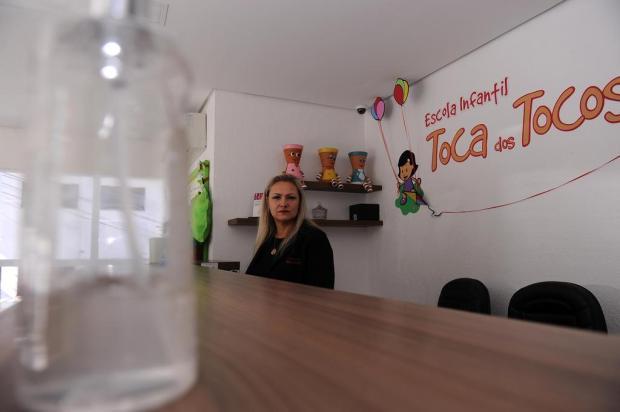 Donas de escolas de educação infantil de Caxias defendem a retomada das atividades Marcelo Casagrande/Agencia RBS