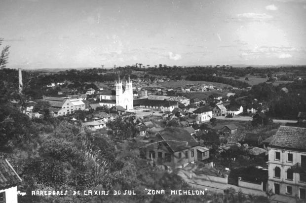 """Você é um morador """"raiz"""" de Lourdes? Studio Tomazoni Caxias,Arquivo Histórico Municipal João Spadari Adami/Divulgação"""