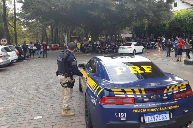Três pessoas são presas em operação na BR-116 entre Nova Petrópolis e Picada Café PRF/Divulgação