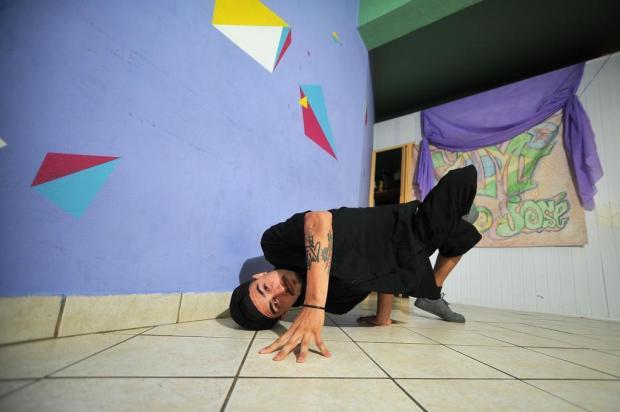 Dançarinos de Caxias do Sul promovem bate-papo online no Dia Internacional da Dança Diogo Sallaberry/Agencia RBS