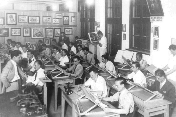 #tbt's em tempos deisolamento social Studio Geremia,Arquivo Histórico Municipal João Spadari Adami/Divulgação